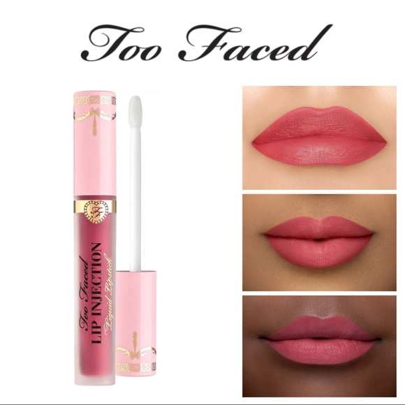 Too Faced Lip Injection Plumping Liquid Lipstick